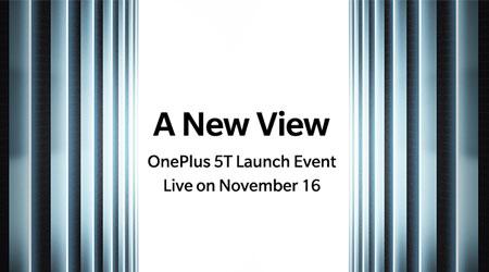 صورة الإعلان عن هاتف OnePlus 5T سيكون قريبا جدا !