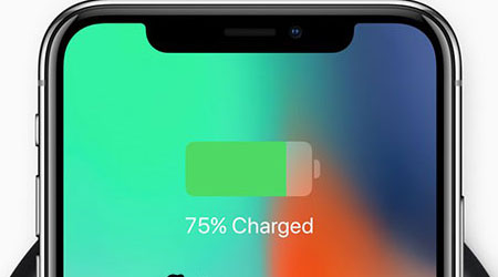 كم تدوم بطارية أيفون X مقارنة بهواتف الأندرويد ؟