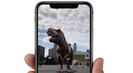 صورة تقرير – هواتف الأيفون 2019 بكاميرا خلفية ذات حساسات ثلاثية الأبعاد