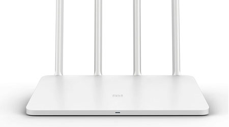 جهاز XIAOMI Mi WiFi 3 راوتر ذكي بمزايا احترافية لزيادة قوة اتصال الانترنت !