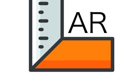 صورة تطبيق A Ruler – لقياس الأشياء فقط من خلال كاميرا الأيفون والآيباد