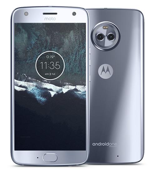 هاتف موتورولا Moto X4 !