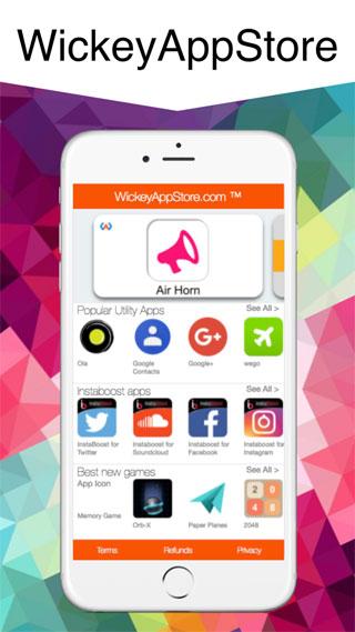 متجر تطبيقات Wickey - بديل أشهر التطبيقات المميزة