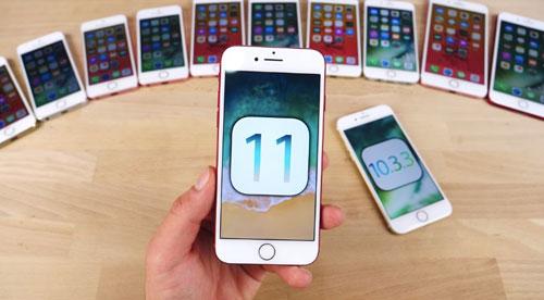 شرح الرجوع من iOS 11.2.1 إلى إصدارات أقدم