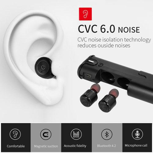 عرض كبير على سماعات A2 Dual TWS اللاسلكية المميزة