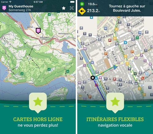 تطبيق Pocket Earth PRO دليل السفر والملاحة