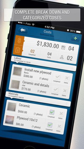 تطبيق Project Reno لمتابعة أعمال مشاريعك