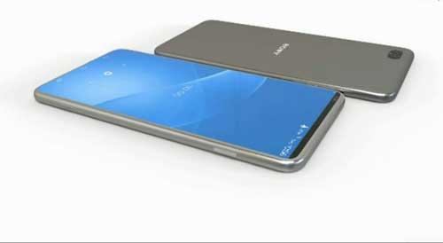 سوني تعمل على هاتف Xperia A Edge مع شاشة كاملة