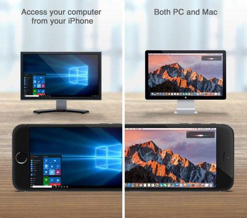 تطبيق Splashtop للتحكم بحاسوبك عن بعد