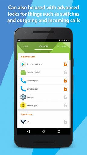 تطبيق Quick App Lock Pro للتحكم في خصوصية جهازك