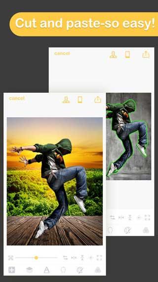 تطبيق KnockOut HD Pro للتحكم في خلفية الصور وتعديلها كما تريد