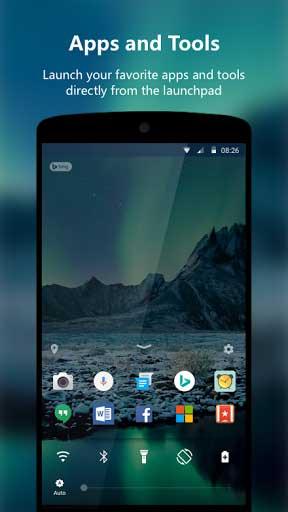 تطبيق Next Lock Screen للحصول على شاشة قفل راقية جدا