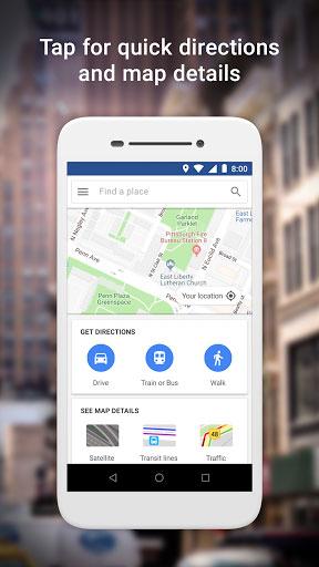 تطبيق Google Maps Go يدعم الأجهزة بمواصفات ضعيفة