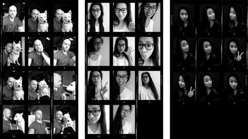 تطبيق Selfissimo للحصول على أفضل صور سيلفي