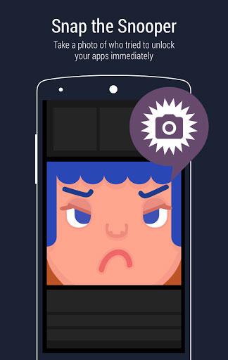 تطبيق AppLock لحماية جهازك من المتلصصين