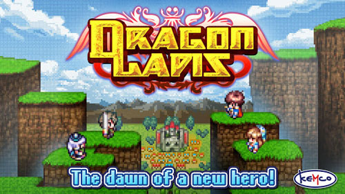 لعبة RPG Dragon Lapis لمحبي الألعاب الكلاسيكية
