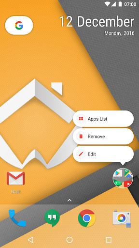 تطبيق ADW Launcher 2 لانشر مميز بالكثير من المزايا