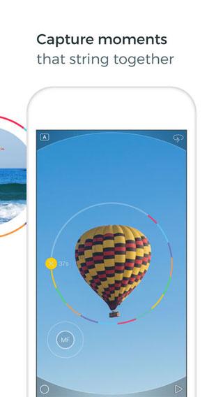 تطبيق Spark Camera لتصميم فيديو مميز