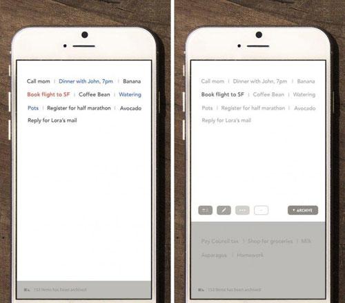 تطبيق Blink لكتابة المذكرات بطريقة بسيطة