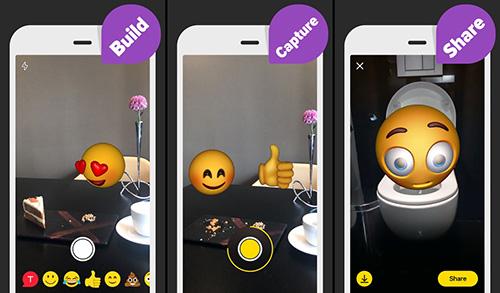 تطبيق iFunnyCam لالتقاط صور مضحكة