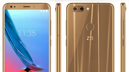 Photo of شركة ZTE تستعد للكشف عن هاتف Blade V9 مع شاشة 18:9