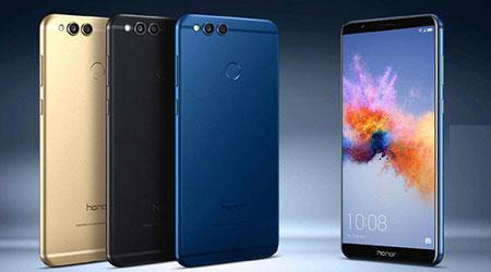 الإعلان رسمياً عن النسخة العالمية من هاتف هواوي Honor 7X - المواصفات و السعر !
