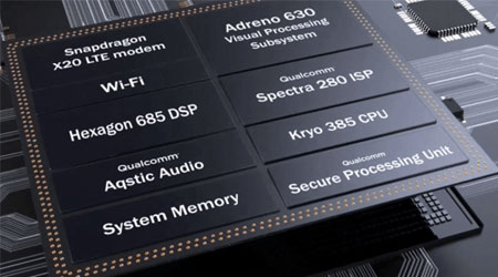 Photo of كوالكم تعلن رسمياً عن معالج Snapdragon 845 – التفاصيل الكاملة!