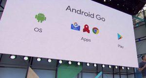 جوجل تطلق رسميا نظام Android Go للهواتف الضعيفة