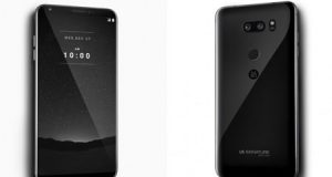 شركة LG تعلن عن هاتف Signature Edition بسعر 1800$ !