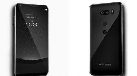 Photo of شركة LG تعلن عن هاتف Signature Edition بسعر 1800$ !