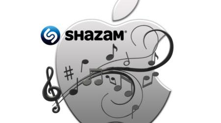 آبل تستحوذ على تطبيق Shazam في صفقة تاريخية !