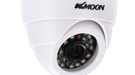 Photo of عرض مذهل على كاميرا المراقبة KKmoon HD 1200TVL مع مزايا كثيرة!