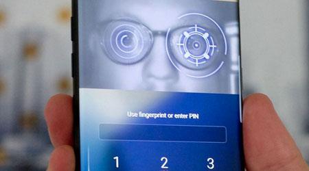 Photo of سامسونج تعمل على تطوير ميزة Iris للتعرف على بصمة العين