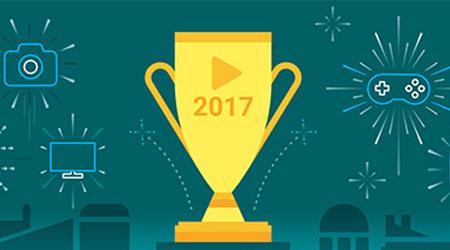 تعرّف على أفضل التطبيقات و الألعاب في متجر جوجل بلاي لعام 2017 !