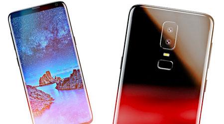 بالصور - نسخة مقلدة من هاتف سامسونج جالكسي S9 قبل الإعلان عنه!