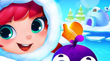 لعبة بياض الثلج - العاب بنات اطفال لكثير من المتعة والتسلية، مجانا !