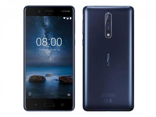 إن كنت تفكر بشراء Nokia 8 - انتبه أداء الكاميرا ضعيف !