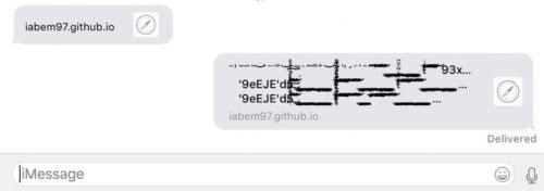 من جديد - ثغرة جديدة تجعل الأيفون ينهار ويعيد التشغيل بمجرد وصول رسالة !