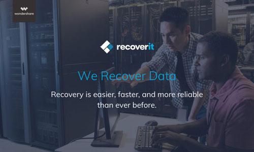 برنامج Recoverit لاسترجاع الملفات المحذوفة أو الفاسدة من الوندوز والماك