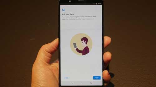 إضافة ميزة التعرف على الوجه في هاتف OnePlus 5