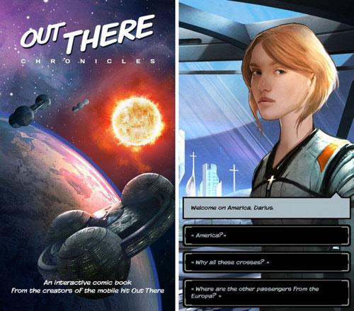 لعبة Out There Chronicles - Ep. 1 لمحبي الفضاء