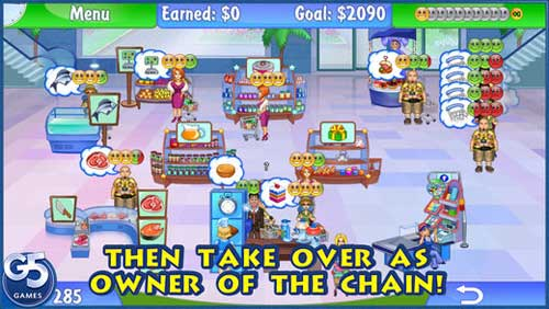 لعبة Supermarket Management 2 لإدارة المولات