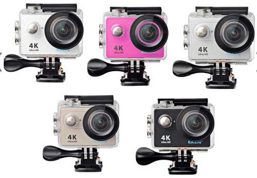 عرض مذهل على الكاميرا الرياضية EKEN H9 - لا تفوت الاستفادة منه
