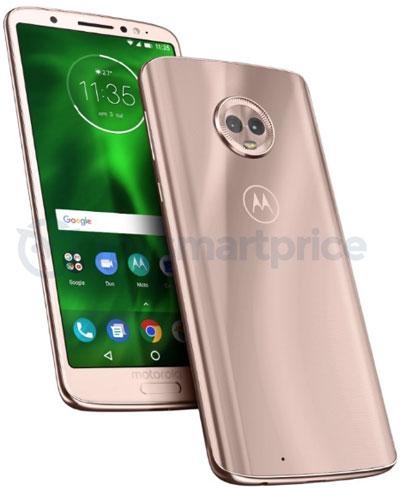 بنفس التصميم القديم - رصد هاتف موتورولا Moto G6 !
