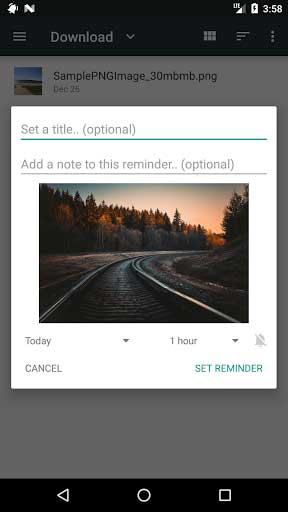 تطبيق Remindee لإدارة التذكيرات الخاصة بك