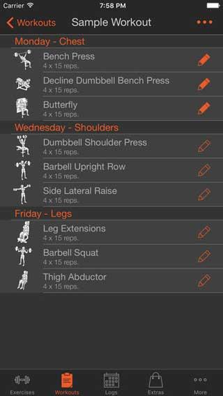تطبيق Fitness Point Pro Female لرياضة الجسم للنساء