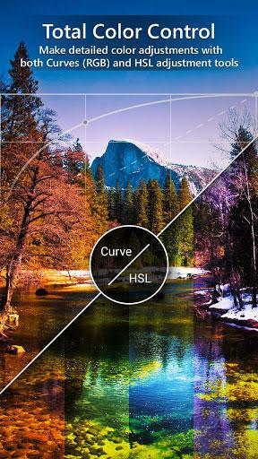 تطبيق PhotoDirector بمزايا احترافية لتعديل الصور