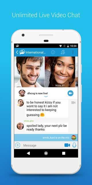 تطبيق الحوارات الجماعية Paltalk يعود من جديد وبمزايا كثيرة
