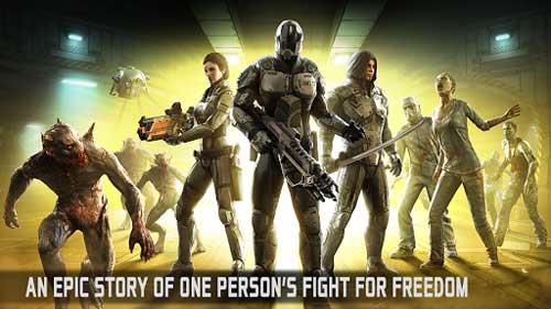 لعبة Dead Effect 2 لمحبي الحروب والفانتازيا