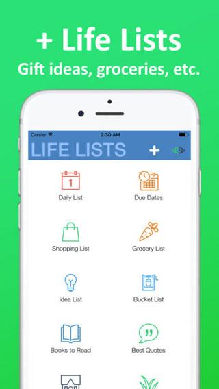 تطبيق Do.List لإدارة مهامك وأعمالك اليومية